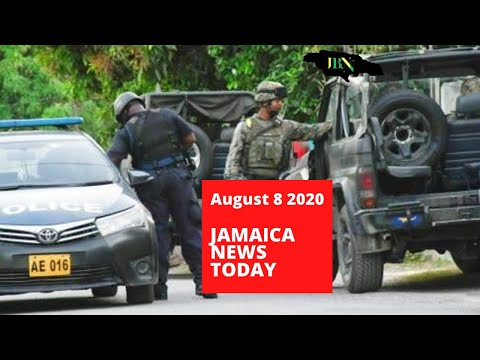 Jamaica News Today August 8 2020/JBNN