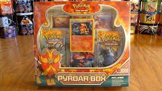 Pyroar  - (Pokémon) - 20 Pokemon Box Opening: Pyroar