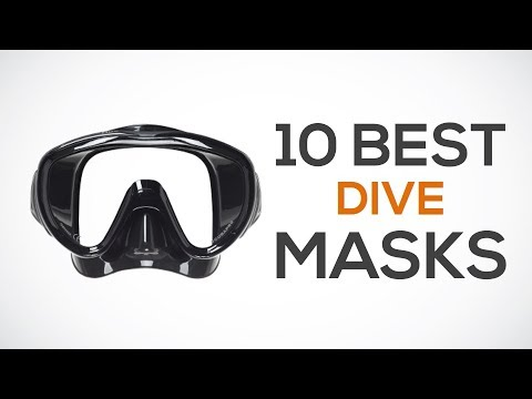 10 Best Dive Masks