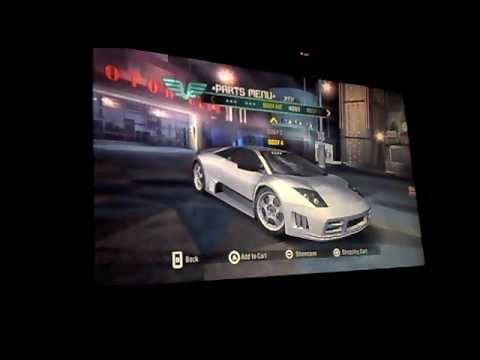 need for speed carbon wii code
