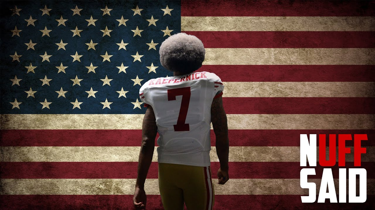 Colin Kaepernick's message is more important than his method of protest thumbnail