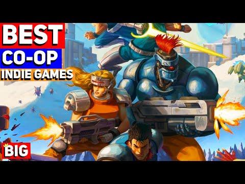 Top 15 BEST Co-op Indie Games