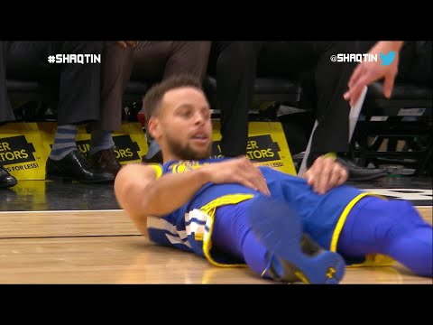 Shaqtin' A Fool: Steph Gets Smashed | Inside the NBA | NBA on TNT