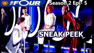SNEAK PEEK Sharaya J vs Dylan Jacob ? – Rappers Battle The Four Season 2 Episode 5 Sneak Peek S2E5