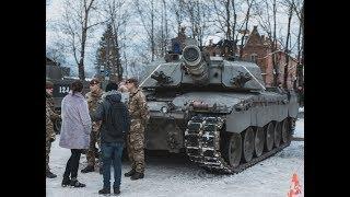 Narvas ja Riigikülas tähistati 100 aasta möödumist vabadussõja algusest