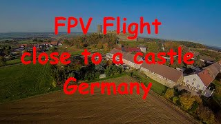 #Castle in Germany #FPV Flight