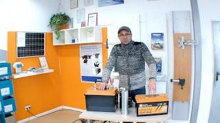 Schmitz Reisemobile erklärt: Lithium Batterie - Wie lade ich richtig?