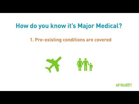What is private health insurance? (or major medical health insurance)?