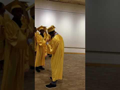 Chance 8th grade graduation June 13th 2019