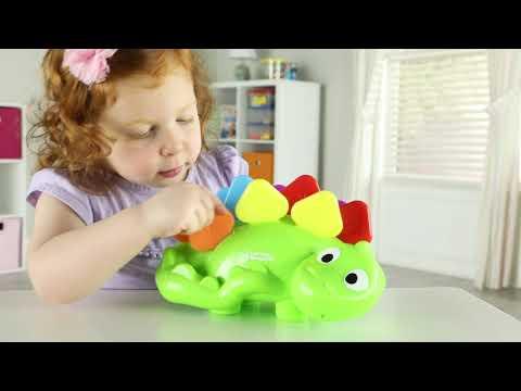 Youtube Video for Steggy - The Fine Motor Dino