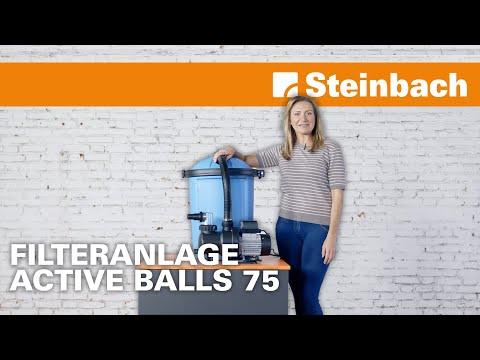 Filteranlage Active Balls 75