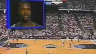 Bulls vs. Magic 1995 game 1 (2/...)