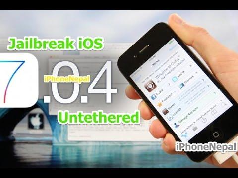 Tutorial: Jailbreak iOS 7 UNTETHERED on iPhone 5S, 5C, 5, iPad Air