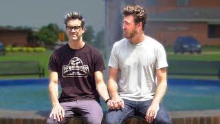 Recreating Rhett's First Kiss