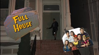 VISITING THE REAL FULL HOUSE IN SAN FRANCISCO