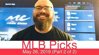 NBA Picks (5-8-19) | Playoffs Basketball Sports Betting