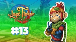 preview picture of video 'The Last Tinker: City of Colors - #13, Got the Green Spirit!'
