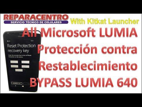 Chia sẻ - Hướng dẫn bypass khoá khôi phục chống cài đặt lại Lumia