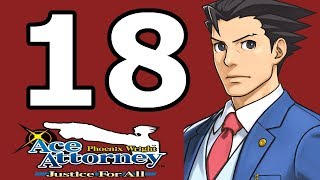 Phoenix Wright Ace Attorney: Justice for All Walkthrough Part 18 - No Commentary Playthrough (3DS)