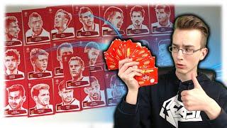 50 TÜTEN COCA COLA STICKER EURO 2016 UNBOXING