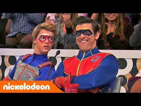 Henry Danger | Danseurs remplaçants | Nickelodeon France