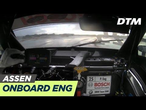 DTM Assen 2019 - Philipp Eng (BMW M4 DTM) - RE-LIVE Onboard (Race 1)