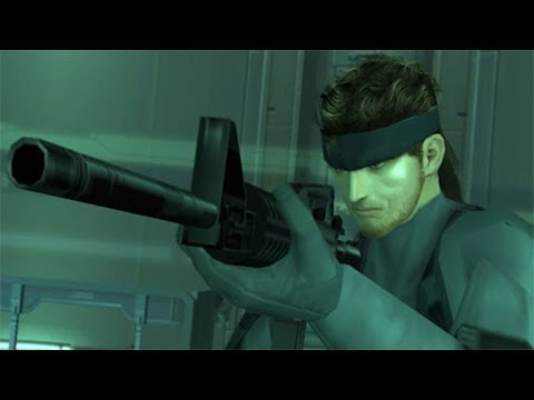 MGS 2 Sons of Liberty Pelicula Completa Full Movie