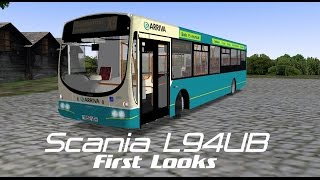 OMSI 2 East Lancs W I P (Download) - Музыка для Машины