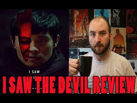 I Saw The Devil Movie Review