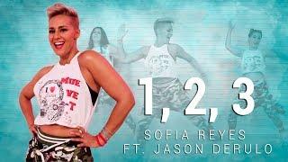 ZUMBA   1, 2, 3 (Sofía Reyes Ft. Jason Derulo & De La Ghetto)