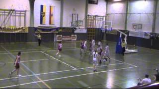 preview picture of video 'UBBC Herzogenburg vs.Vienna 87 15.März  Spiel um Platz 3.wmv'
