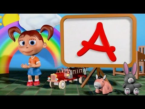 Muffin Songs: ABC Song