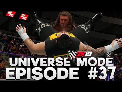 WWE 2K19 | Universe Mode - 'UNFORGIVEN PPV!' (PART 1/3) | #37