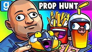 Gmod Prop Hunt - Vin Diesel and Family in the Title (Funny Moments)