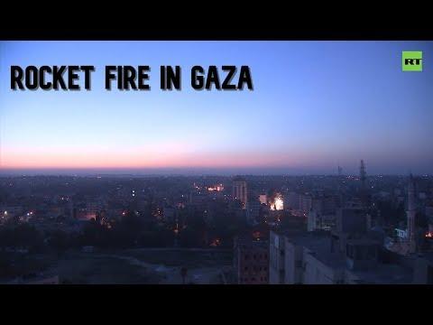 Rocket fire after Israel kills Islamic Jihad leader