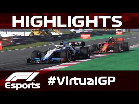 Esports MotoGP 第3戦(スペイン)レースハイライト動画