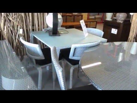 mobili per esterno rattan giardino salotti
