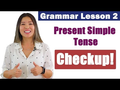 Practice Present Simple Tense | English Grammar Course