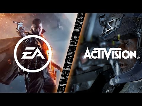 EA vs. Activision: Who's Winning the War?