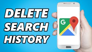 How to Delete Search History on Google Maps! (2020 Guide)