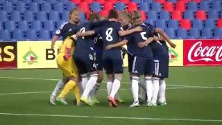Женский футбол. Беларусь – Шотландия