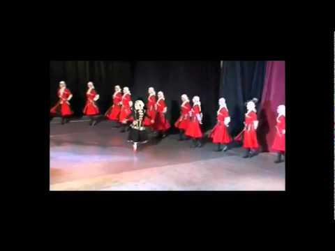 Folk Dance of Adygean Diaspora