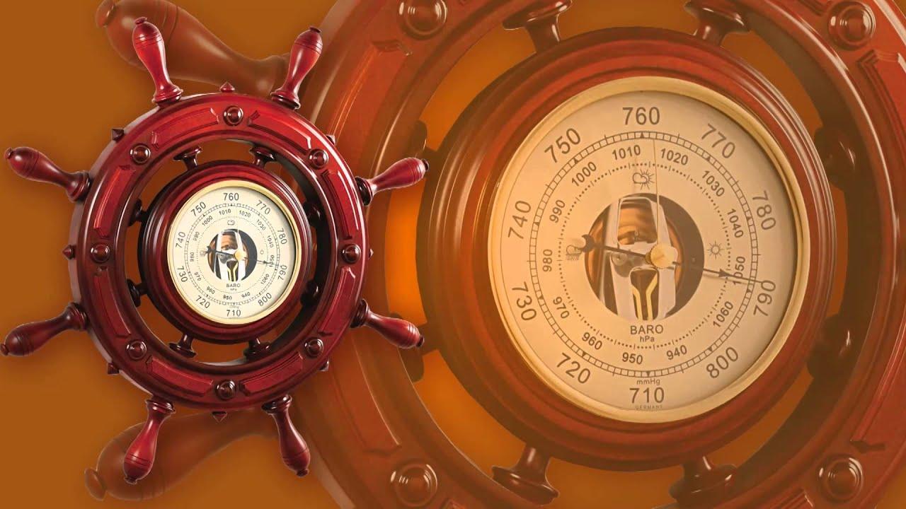 Видео о товаре Метеостанция М3 часы