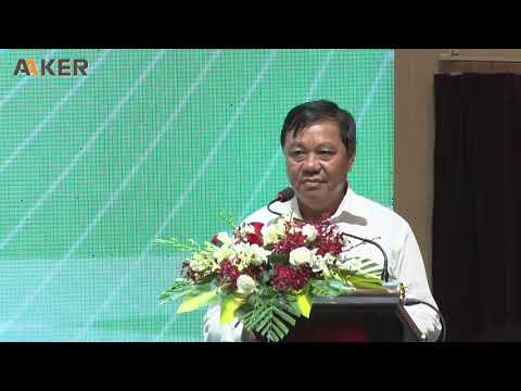 Hội thảo 2 DIỄN ĐÀN CÔNG NGHỆ VÀ NĂNG LƯỢNG VIỆT NAM NĂM 2019 - Ông Đỗ Minh Kính