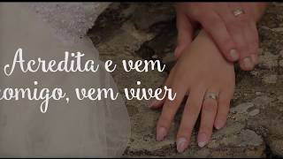 Jorge Vercillo E Thiaguinho   Fantasias (Lyric Video Oficial)