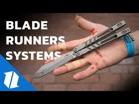 Blade Runners Systems Butterfly Knife History | Knife Banter Ep. 58