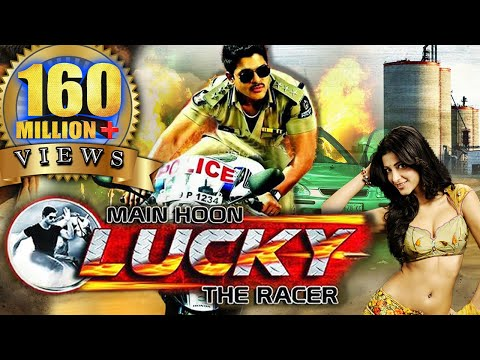 Download Main Hoon Lucky The Racer (Race Gurram) Hindi Dubbed Full Movie | Allu Arjun, Shruti Haasan HD Mp4 3GP Video and MP3