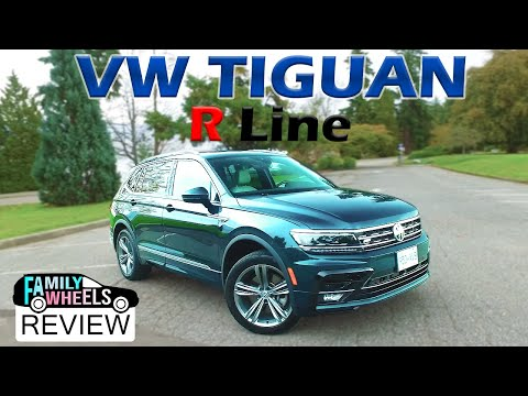 2019 VW Tiguan Review From Family Wheels