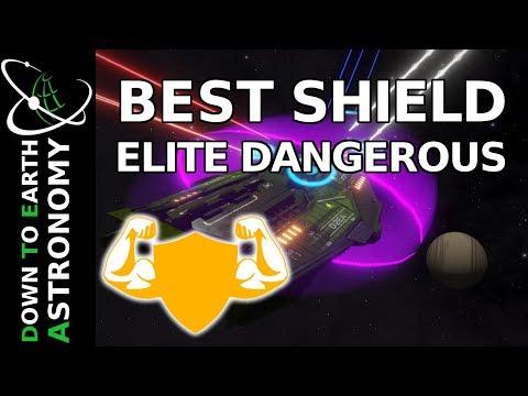 Best Shield in Elite Dangerous