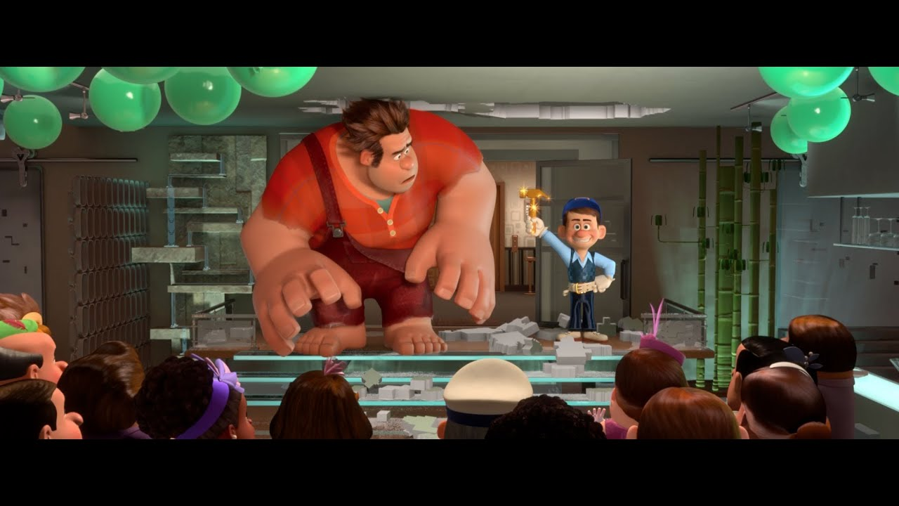Wreck-It Ralph Gets Nominated For Best Animated Picture